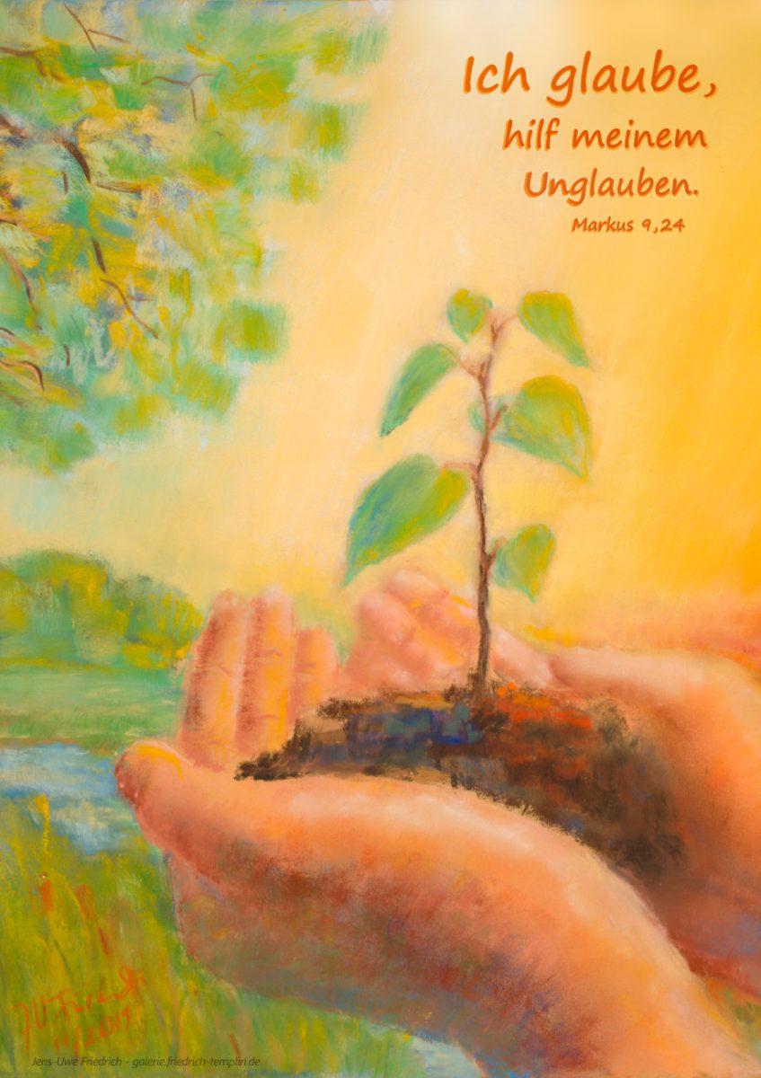 Gepflanzt an Wasserbächen - Bild zur Jahreslosung 2020